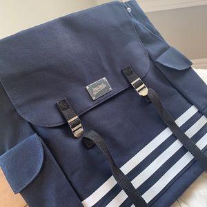 Jean Paul gaultier navy blue backpack